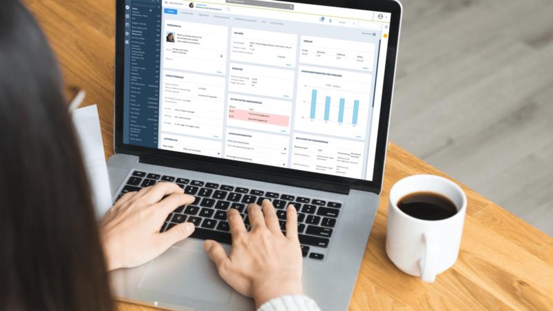 Personeel en Salaris HR Extra: de premium module met Word-koppeling